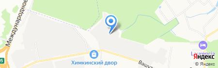 ZIVA Russia на карте Химок