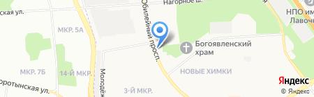 Связной на карте Химок