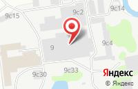 Схема проезда до компании Пром Строй Торг в Москве