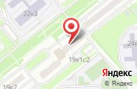 Схема проезда до компании Орел-Агроресурс в Москве