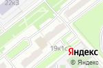 Схема проезда до компании Земля и Недвижимость в Москве