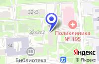 Схема проезда до компании ЛОМБАРД НА КРЫЛАТСКИХ ХОЛМАХ в Москве