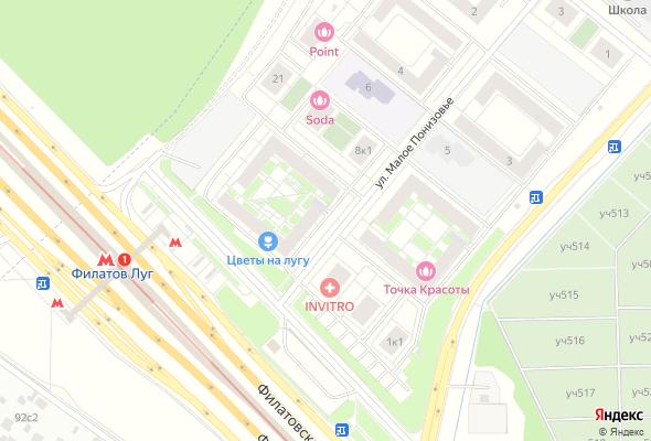 продажа квартир Саларьево парк