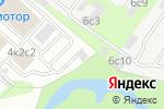 Схема проезда до компании Глобал Трейд Хим в Москве