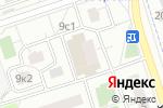 Схема проезда до компании Новый Свет в Москве