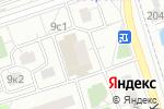 Схема проезда до компании Магазин дверей и комплектующих в Москве