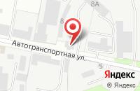 Схема проезда до компании Заповедное в Серпухове