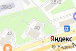 Схема проезда до компании Техноавиа в Москве