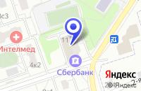 Схема проезда до компании ТРАНСПОРТНАЯ КОМПАНИЯ РИЧ КОМПАНИ в Москве