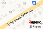 Схема проезда до компании Мастерская зеркал Багемика в Москве