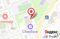 Схема проезда до компании Хозбыттрейд в Москве