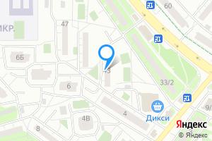 Снять комнату в двухкомнатной квартире в Химках Московская область, Юбилейный проспект, 43