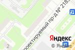 Схема проезда до компании Властная вертикаль ФЕДЕРАЦИИ в Москве
