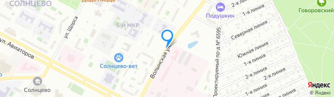 Волынская улица