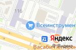 Схема проезда до компании АСТ-Тушино в Москве