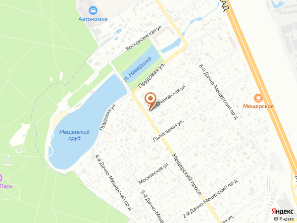 Остановка «Мещерский пруд», Очаковская улица (1008866) (Москва)