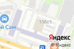 Схема проезда до компании MEBELEDO в Москве
