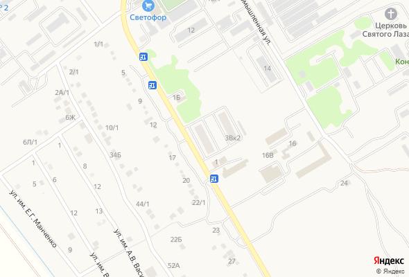 жилой комплекс Возрождение (Темрюк)