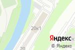 Схема проезда до компании Радиолус в Москве