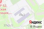 Схема проезда до компании Средняя общеобразовательная школа №827 с дошкольным отделением в Москве