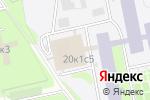 Схема проезда до компании РХТУ в Москве