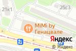 Схема проезда до компании Синди в Москве