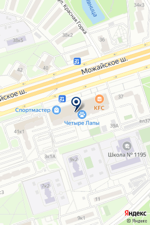 ТУРИСТИЧЕСКАЯ ФИРМА ВАВИЛОН на карте Можайска