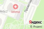 Схема проезда до компании Янтарный блеск в Москве