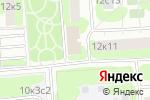 Схема проезда до компании BG4U в Москве