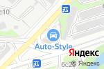 Схема проезда до компании ЕВРОБРОКЕР в Москве