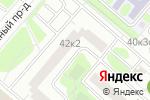 Схема проезда до компании Тында в Москве