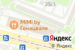 Схема проезда до компании Ветер с моря в Москве