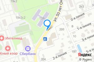 Однокомнатная квартира в Москве ул. 50 лет Октября