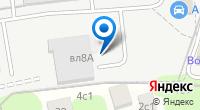 Компания Форсаж-М на карте
