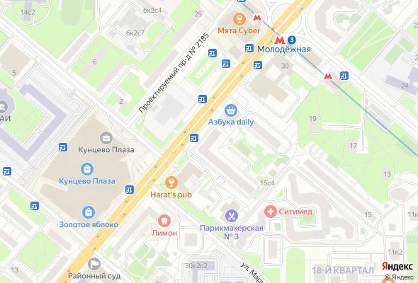 купить квартиру в ЖК Ярцевская 24