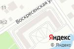 Схема проезда до компании Информация и право в Москве