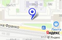 Схема проезда до компании АНКО АВТОМАТИКА в Москве