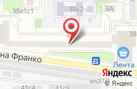 Схема проезда до компании Издательство Скорпион в Москве
