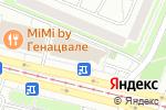 Схема проезда до компании Global iService в Москве