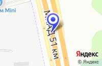 Схема проезда до компании МЕБЕЛЬНЫЙ САЛОН BUSH-EUROPE в Москве