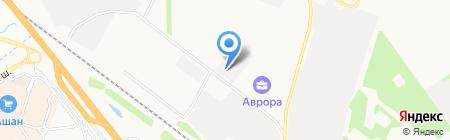Эль Техно на карте Химок