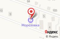 Схема проезда до компании Морозко в Большом Петровском