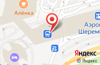 Схема проезда до компании Свк-Логистик в Химках