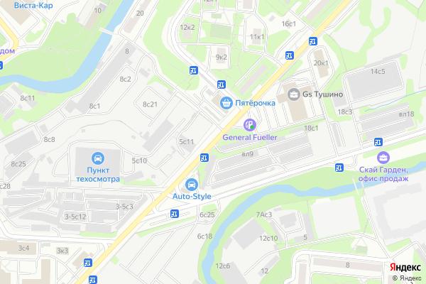 Ремонт телевизоров Походный проезд на яндекс карте