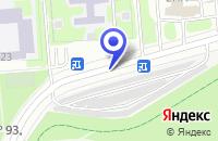 Схема проезда до компании МОСКОВСКАЯ ЦЕНТРАЛЬНАЯ БИРЖА НЕДВИЖИМОСТИ в Москве