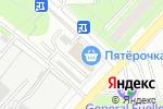 Схема проезда до компании Веб-студия в Москве