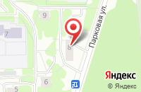 Схема проезда до компании Проммаш в Химках
