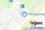 Схема проезда до компании Дом хинкали в Москве