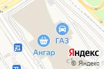 Схема проезда до компании Пикап-Центр в Москве