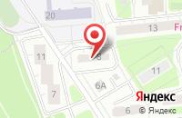Схема проезда до компании Юрэкспресс в Москве